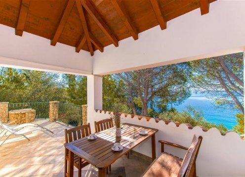 Prázdninový dům Silvestra -  Potočnica -ostrov Pag (4+2) 20241-K1
