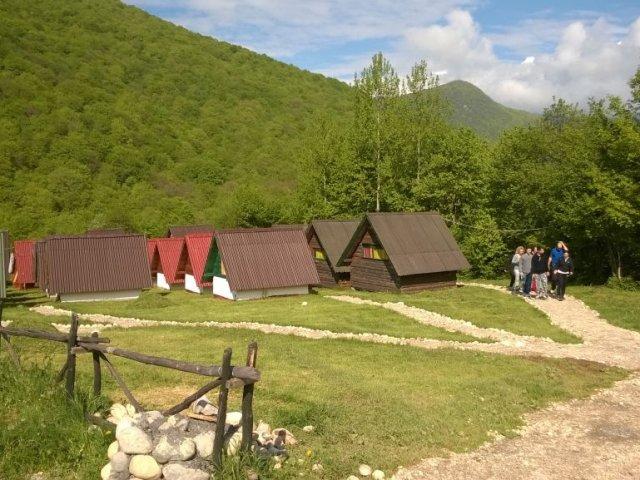 Bungalows camp Ivona Foca BH GARANCE NEJNIŽŠÍ CENY