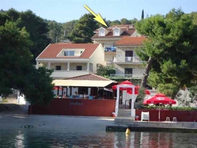 Ferienwohnungen Toma - Arbanija (Čiovo) A2 (4+2) 70361-A2