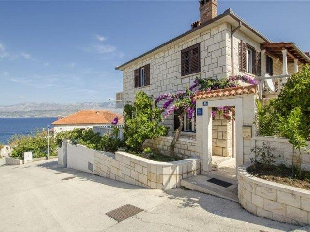 Ferienwohnungen Nada - Postira - Insel Brač A2 (4+1) 33831-A2