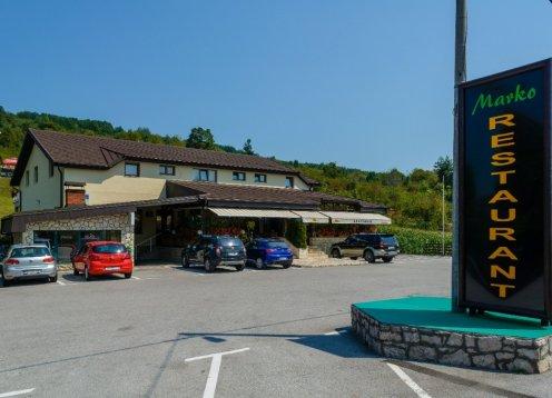Tourist center Marko