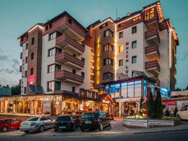 Apart hotel MujEn Lux