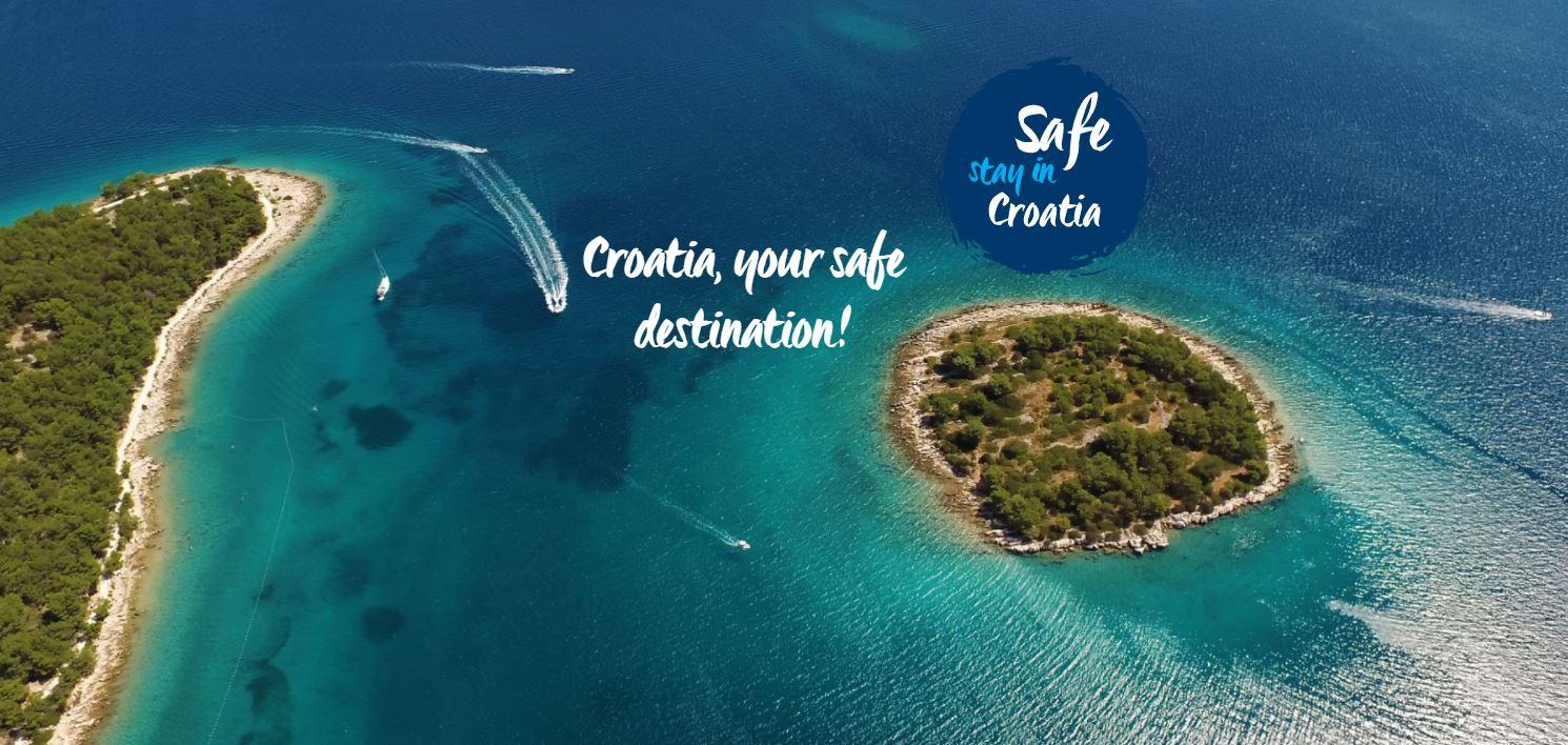 Hrvatska, vaša sigurna destinacija!