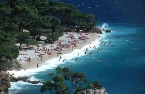 plaža punta rata brela