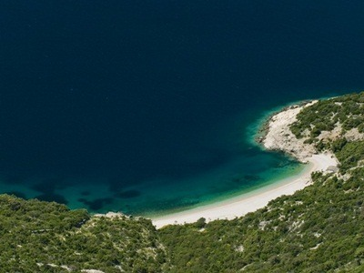 plaža lubenice otok cres