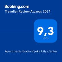 Appartamenti per le vacanze Budin Rijeka center
