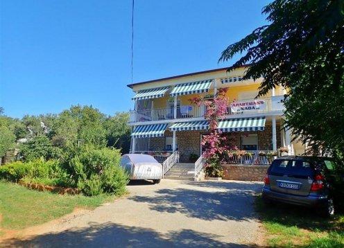 Appartamenti Nada - Starigrad Paklenica A1 (2+1) 42012-A1