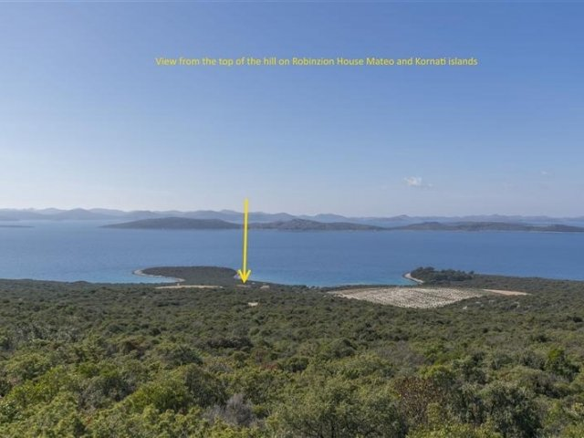 Casa vacanze Mateo -  Neviđane - Isola Pašman (4+1) 48041-K1