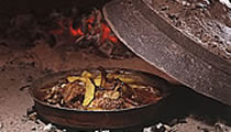 pečeno meso pod pekom